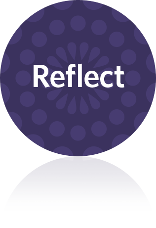 Reflect Bubble