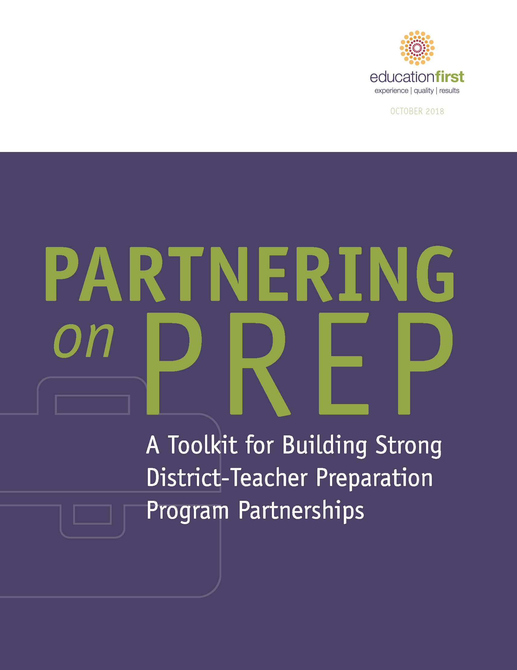 Partnering on Prep